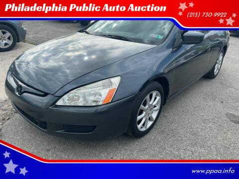 2004 Honda Accord for sale at Philadelphia Public Auto Auction in Philadelphia PA