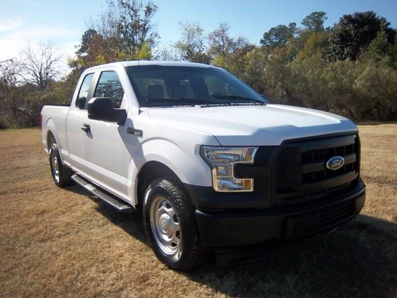 2017 Ford F150 XL Extended Cab for sale at Venture Auto Sales Inc in Augusta GA