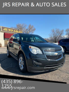 2013 Chevrolet Equinox for sale at JRS REPAIR & AUTO SALES in Richfield UT
