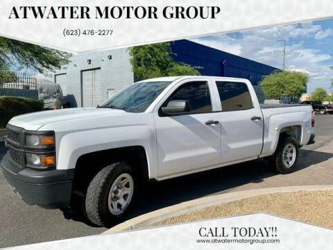 2014 Chevrolet Silverado 1500 for sale at Atwater Motor Group in Phoenix AZ