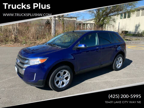 2013 Ford Edge for sale at Trucks Plus in Seattle WA