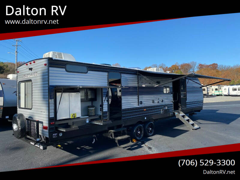 2021 Forest River Cherokee 324TS for sale at Dalton RV in Dalton GA
