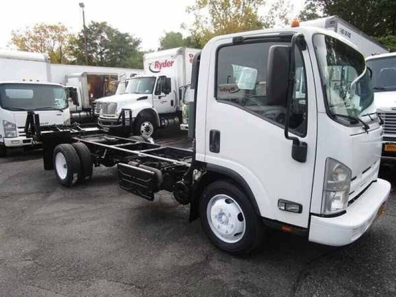 2014 Isuzu NQR for sale at Transportation Marketplace in West Palm Beach FL