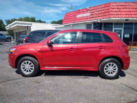2011 Mitsubishi Outlander Sport for sale at Savior Auto in Independence MO