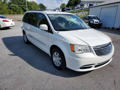 2012 Chrysler Town and Country for sale at DISCOUNT AUTO SALES in Johnson City TN