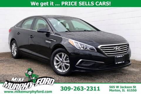 2017 Hyundai Sonata for sale at Mike Murphy Ford in Morton IL