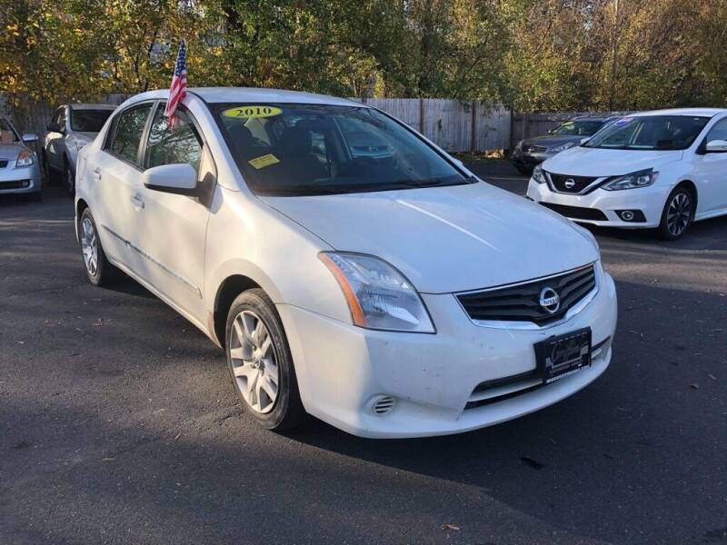 2010 Nissan Sentra for sale at Auto Revolution in Charlotte NC