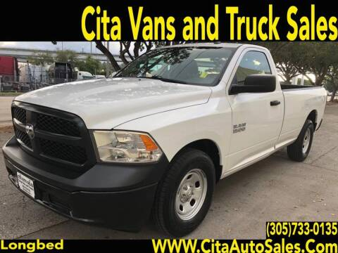 2016 RAM Ram Pickup 1500 for sale at Cita Auto Sales in Medley FL