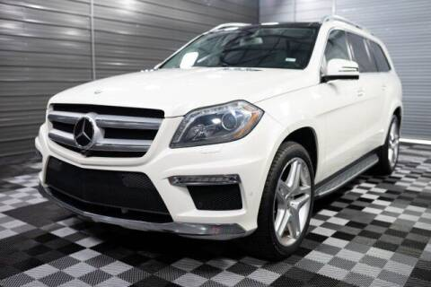 2015 Mercedes-Benz GL-Class for sale at TRUST AUTO in Sykesville MD