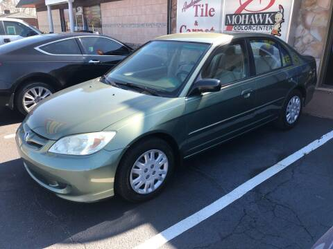 2004 Honda Civic for sale at E Motors LLC in Anderson SC