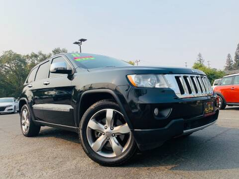 2011 Jeep Grand Cherokee for sale at Alpha AutoSports in Sacramento CA