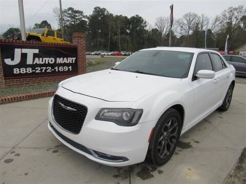 2016 Chrysler 300 for sale at J T Auto Group in Sanford NC