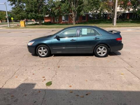 2004 Honda Accord for sale at Mulder Auto Tire and Lube in Orange City IA