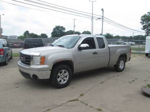 2007 GMC Sierra 1500 for sale at Jims Auto Sales in Muskegon MI