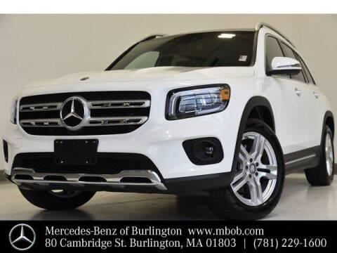 2020 Mercedes-Benz GLB for sale at Mercedes Benz of Burlington in Burlington MA