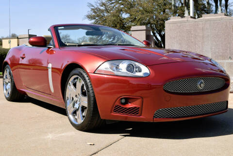 2007 Jaguar XK-Series for sale at European Motor Cars LTD in Fort Worth TX