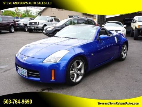 2006 Nissan 350Z for sale at Steve & Sons Auto Sales in Happy Valley OR