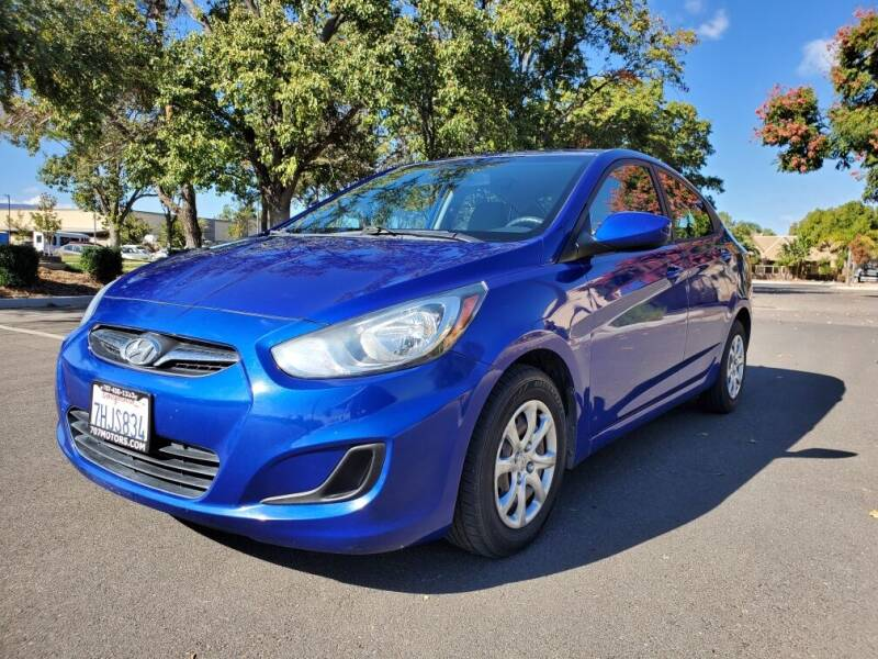 2013 Hyundai Accent for sale at 707 Motors in Fairfield CA