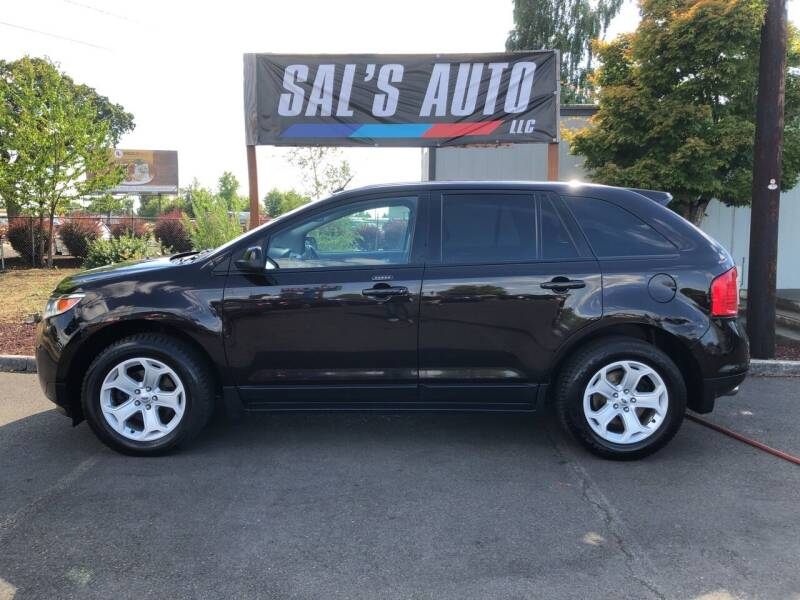 2014 Ford Edge for sale at Sal's Auto in Woodburn OR
