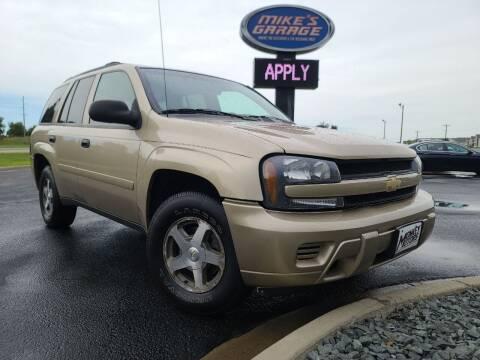 2006 Chevrolet TrailBlazer for sale at Monkey Motors in Faribault MN