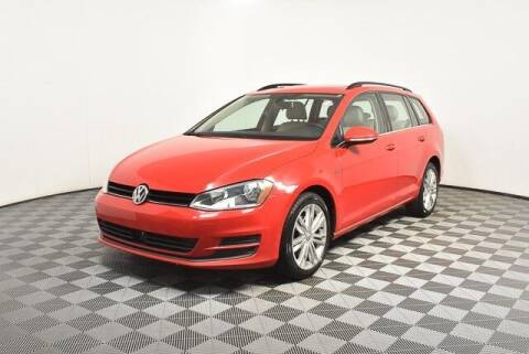 2016 Volkswagen Golf SportWagen for sale at Southern Auto Solutions - Georgia Car Finder - Southern Auto Solutions-Jim Ellis Volkswagen Atlan in Marietta GA