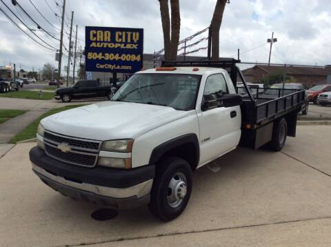 2005 Chevrolet Silverado 3500 for sale at Car City Autoplex in Metairie LA