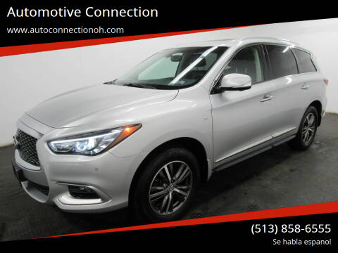 2016 Infiniti QX60 for sale at Automotive Connection in Fairfield OH