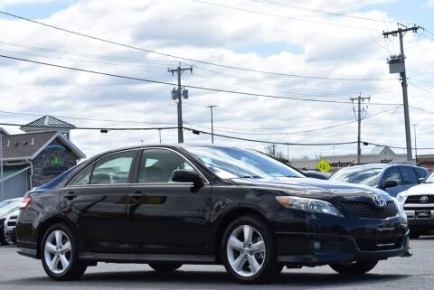 2010 Toyota Camry for sale at Broadway Garage of Columbia County Inc. in Hudson NY
