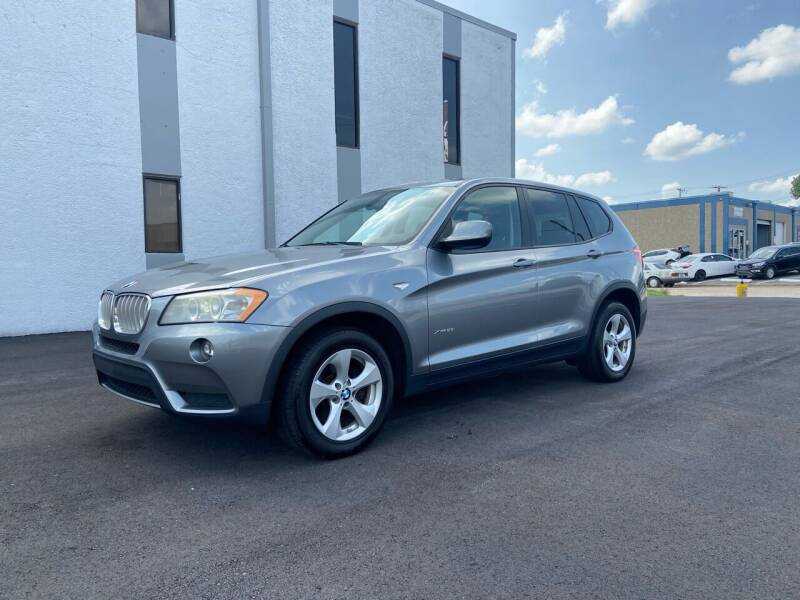 2011 BMW X3 for sale at Automotive Brokers Group in Plano TX