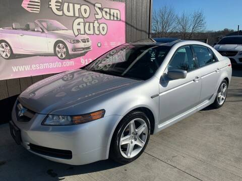 2005 Acura TL for sale at Euro Auto in Overland Park KS