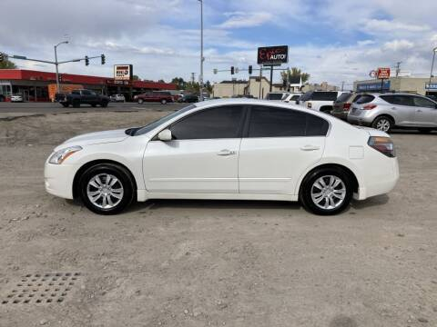 2012 Nissan Altima for sale at Epic Auto in Idaho Falls ID