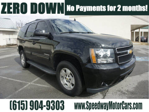 2014 Chevrolet Tahoe for sale at Speedway Motors in Murfreesboro TN