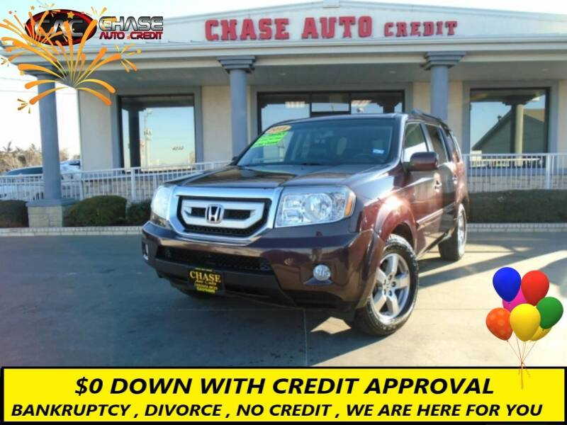 2011 Honda Pilot for sale at Chase Auto Credit in Oklahoma City OK