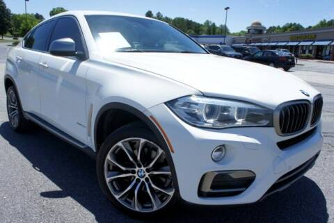 2015 BMW X6 for sale at CU Carfinders in Norcross GA