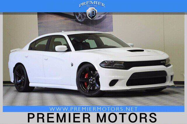 2017 Dodge Charger for sale at Premier Motors in Hayward CA