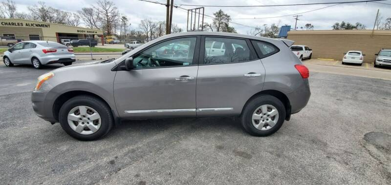 2013 Nissan Rogue for sale at Bill Bailey's Affordable Auto Sales in Lake Charles LA