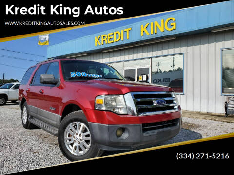 2007 Ford Expedition for sale at Kredit King Autos in Montgomery AL