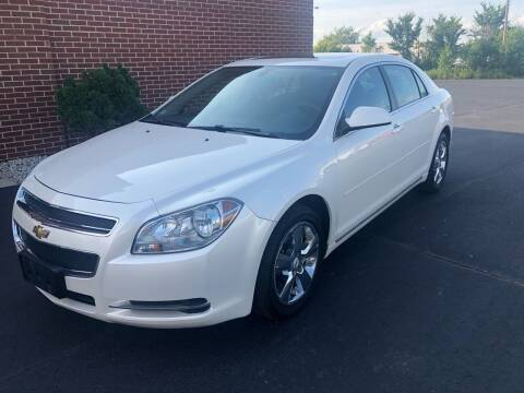 2011 Chevrolet Malibu for sale at Zarate's Auto Sales in Caledonia WI