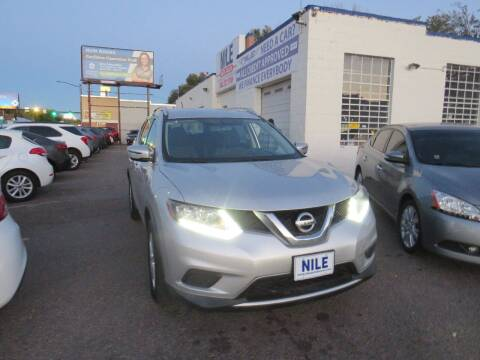 2016 Nissan Rogue for sale at Nile Auto Sales in Denver CO