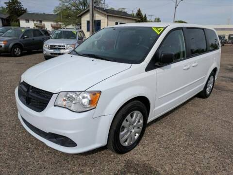 2014 Dodge Grand Caravan for sale at CHRISTIAN AUTO SALES in Anoka MN