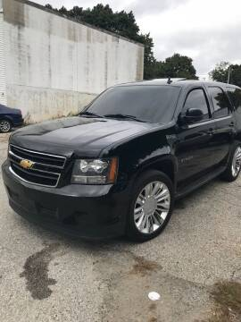 2009 Chevrolet Tahoe for sale at Worldwide Auto Sales in Fall River MA