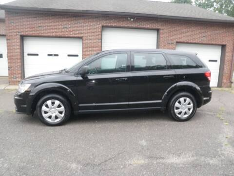 2014 Dodge Journey for sale at Wolcott Auto Exchange in Wolcott CT