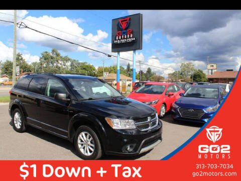 2016 Dodge Journey for sale at Go2Motors in Redford MI