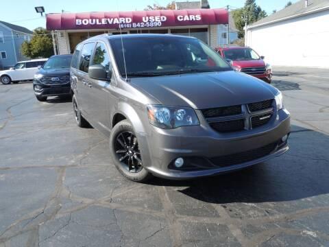 2019 Dodge Grand Caravan for sale at Boulevard Used Cars in Grand Haven MI