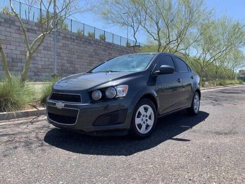2016 Chevrolet Sonic for sale at MyAutoJack.com @ Auto House in Tempe AZ