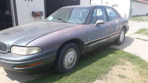 1998 Buick LeSabre for sale at ZITTERICH AUTO SALE'S in Sioux Falls SD