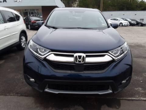 2018 Honda CR-V for sale at Auto Villa in Danville VA