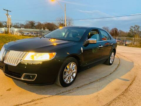 2010 Lincoln MKZ for sale at Xtreme Auto Mart LLC in Kansas City MO