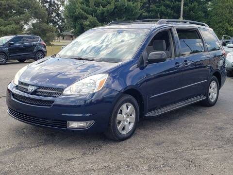 2005 Toyota Sienna for sale at Thompson Motors in Lapeer MI