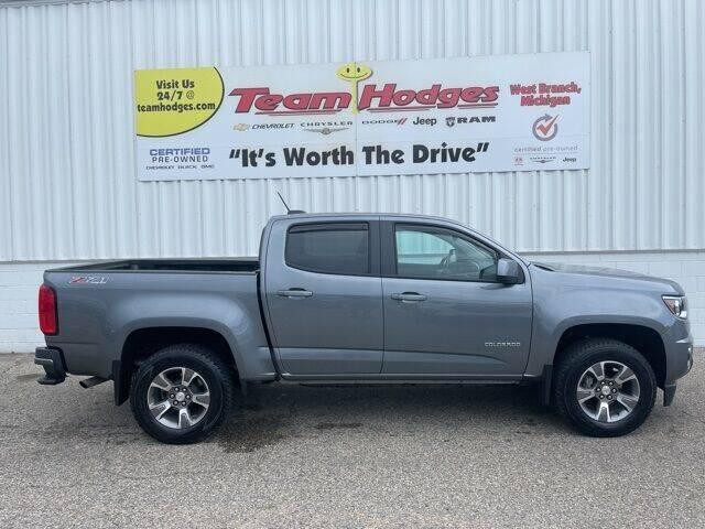 2019 Chevrolet Colorado for sale in West Branch, MI